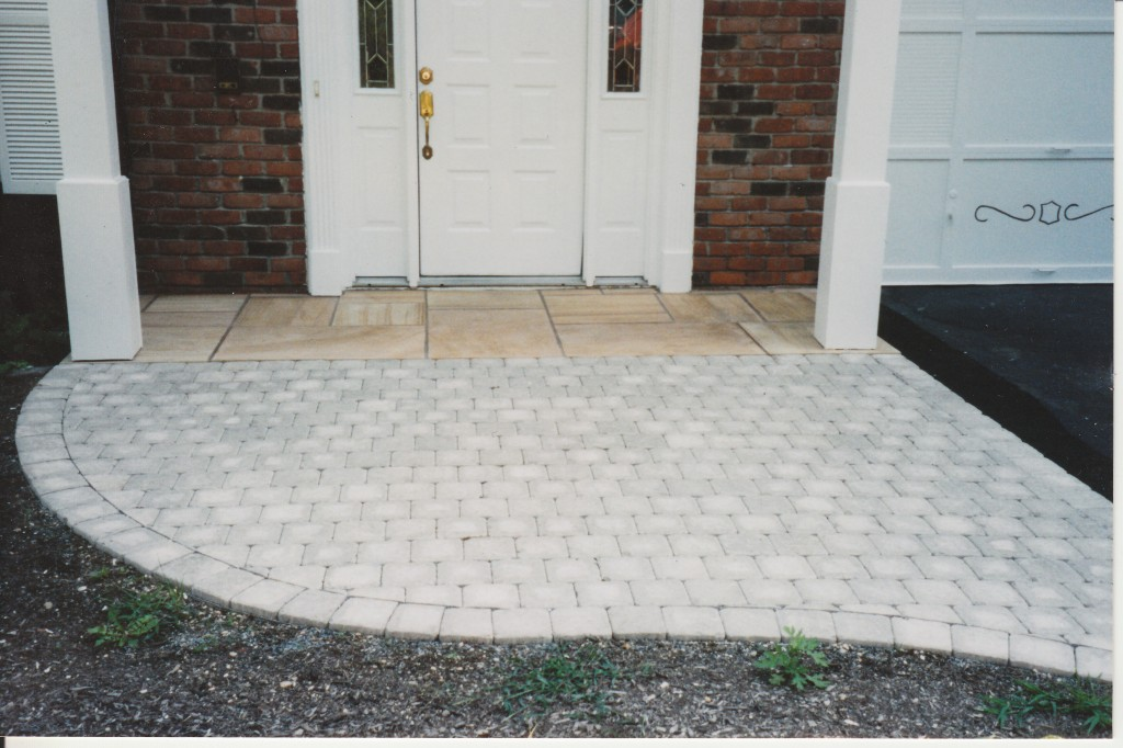 Cleaning pavers and removing stains concrete pavers guide for How do you clean concrete