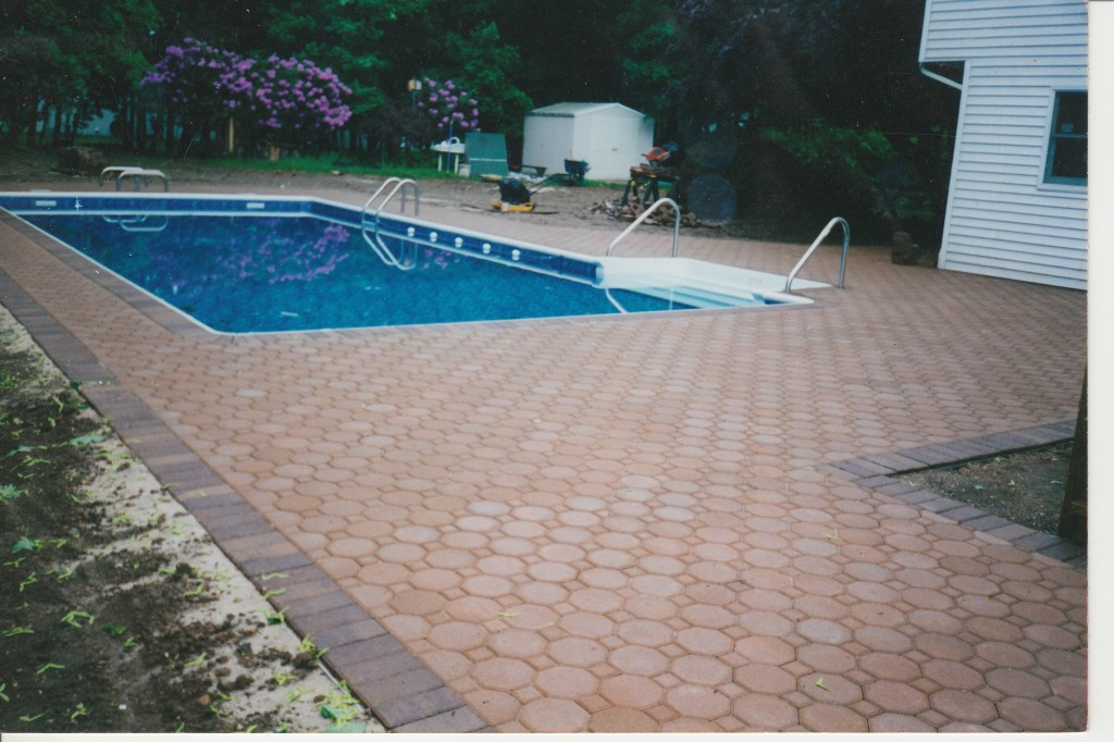 swimming pool pavers what you need to know concrete
