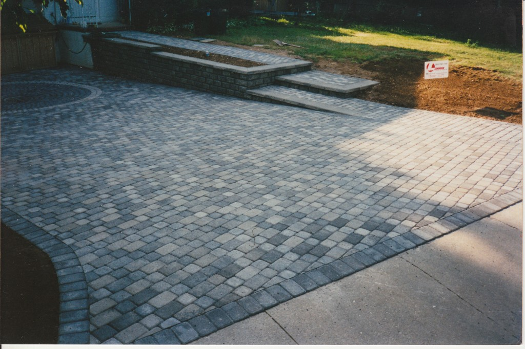 patio designs b&q